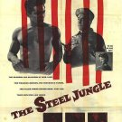 The Steel Jungle (1956) - Perry Lopez  DVD