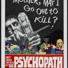 The Psychopath (1966) - Patrick Wymark  DVD
