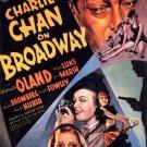 Charlie Chan On Broadway (1937) - Warner Oland  DVD