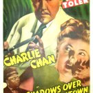 Charlie Chan : Shadows Over Chinatown (1946) - Sidney Toler  DVD