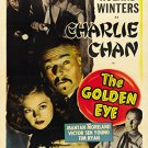 Charlie Chan : The Golden Eye (1948) - Roland Winters  DVD