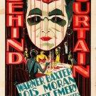 Charlie Chan : Behind That Curtain (1929) - Warner Baxter  DVD