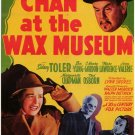 Charlie Chan At The Wax Museum (1940) - Sidney Toler  DVD