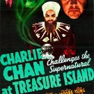 Charlie Chan At Treasure Island (1939) - Sidney Toler  DVD