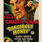 Charlie Chan : Dangerous Money (1946) - Sidney Toler  DVD