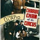 Charlie Chan At The Circus (1936) - Warner Oland  DVD