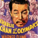Charlie Chan At The Olympics (1937) - Warner Oland  DVD