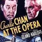 Charlie Chan At The Opera (1936) - Warner Oland  DVD