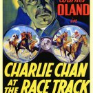 Charlie Chan At The Race Track (1936) - Warner Oland  DVD
