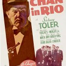 Charlie Chan In Rio (1941) - Sidney Toler  DVD