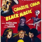 Charlie Chan : Meeting At Midnight AKA Black Magic (1944) - Sidney Toler  DVD