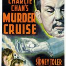 Charlie Chan´s Murder Cruise (1940) - Sidney Toler  DVD