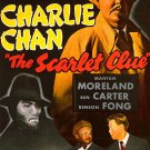 Charlie Chan : The Scarlet Clue (1945) - Sidney Toler  DVD