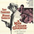 A Man Called Gannon (1968) - Anthony Franciosa  DVD
