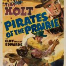 Pirates Of The Prairie (1942) - Tim Holt  DVD