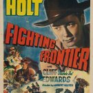 Fighting Frontier (1943) - Tim Holt  DVD