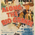 Along The Rio Grande (1941) - Tim Holt  DVD