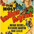 Indian Agent (1948) - Tim Holt  DVD
