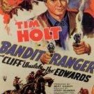 Bandit Ranger (1942) - Tim Holt  DVD