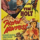 Pistol Harvest (1951) - Tim Holt  DVD