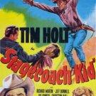 Stagecoach Kid (1949) - Tim Holt  DVD