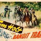 The Bandit Trail (1941) - Tim Holt  DVD
