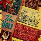 Saddle Legion (1951) - Tim Holt  DVD
