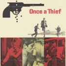 Once A Thief (1965) - Alain Delon  DVD