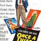 Once A Thief (1950) - Cesar Romero  DVD