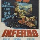 Inferno (1953) - Robert Ryan  DVD