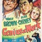 Genius At Work (1946) - Bela Lugosi  DVD