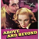 Above And Beyond (1952) - Robert Taylor  DVD