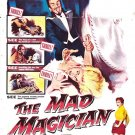 The Mad Magician (1954) - Vincent Price  DVD