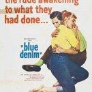 Blue Denim (1959) - Brandon De Wilde  DVD