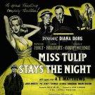 Miss Tulip Stays The Night (1955) - Diana Dors  DVD