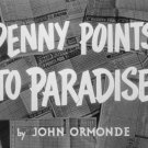 Penny Points To Paradise (1951) - Peter Sellers  DVD