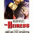 The Heiress (1949) - Montgomery Clift  DVD