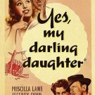 Yes, My Darling Daughter (1939) - Priscilla Lane  DVD