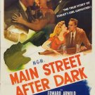 Main Street After Dark (1945) - Edward Arnold  DVD