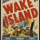 Wake Island (1942) - Brian Donlevy  DVD