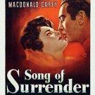 Song Of Surrender (1949) - Wanda Hendrix  DVD