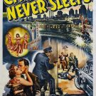 City That Never Sleeps (1953) - Gig Young  DVD