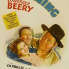Bad Man Of Wyoming (1940) - Wallace Beery  DVD