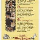 The Bawdy Adventures Of Tom Jones (1976) - Trevor Howard  DVD