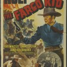 The Fargo Kid (1940) - Tim Holt  DVD