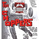 The Choppers (1961) - Arch Hall  Jr.  DVD