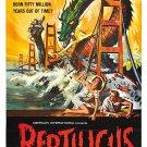 Reptilicus (1961) - Ann Smyrner  DVD