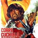 Run Man Run (1968) - Tomas Milian  DVD