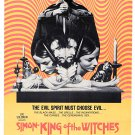 Simon, King of The Witches (1971) - Andrew Prine  DVD