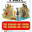 The Russians Are Coming ! The Russians Are Coming ! (1966) - Brian Keith  DVD